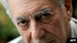 Лауреат Нобелівської премії миру за 2010 рік Маріо Варгас Льоса.