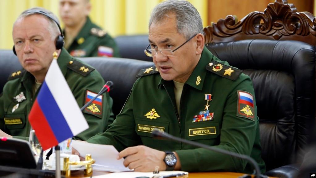 Россия и ЦАР подписали соглашение о военном сотрудничестве
