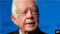 Jimmy Carter (AP)