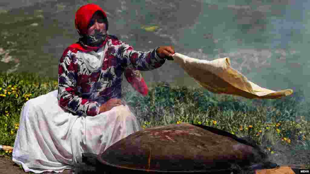 زندگی عشایر منطقه ارسباران (قره داغ) عکس: معصومه فریبرزی، مهر