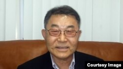 북한 나무 심기 운동, 김호진 대표