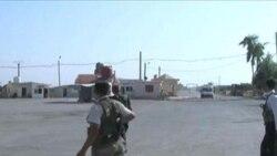 Imágenes exclusivas de ataque en Siria