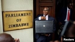 Finance Minister Mthuli Ncube