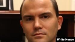 白宫主管战略沟通事务副国安顾问罗兹(照片来自白宫网站)
