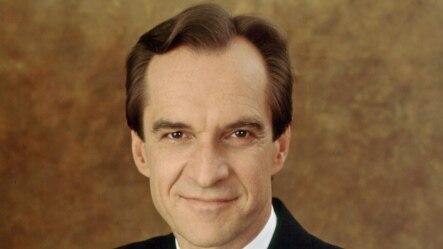 David Ensor drejtori i Zërit të Amerikës
