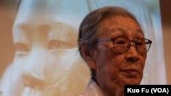 Kim Bok-Dong, 88, asal Korea Selatan yang dipaksa menjadi budak seks untuk Jepang pada Perang Dunia II.