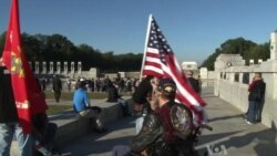 US Veterans Urge Lawmakers to Resolve Differences, End Shutdown