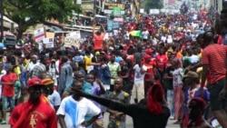 Nouvelles manifestations à l'appel du FNDC