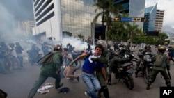 La situación interna de Venezuela ha contribuido a mantener su mala evaluación en el estudio