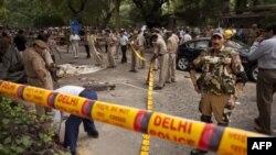 В Индии задержали несколько человек в связи со взрывом в Нью-Дели
