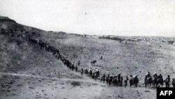 Türkiye tarihinde Tehcir (Zorunlu Göç) olarak geçen olayları Ermeniler soykırım olarak niteliyor