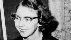 Flannery O'Connor, 1925-1964: She Told Stories About People Living in the American South