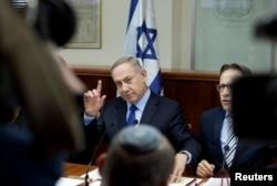 Isroil Bosh vaziri Benyamin Netanyhu Obama ma'muriyati bilan gaplashmay qo'ygan