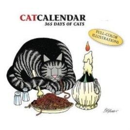 A Cat a Day Calendar