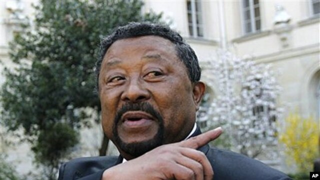 African Union Commission Chairman Jean Ping  (file photo)