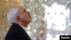 محمدجواد ظریف وزیر خارجه ایران - دی ۱۳۹۴