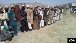 Afghan election -Khost