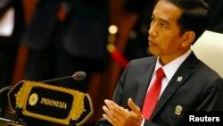 """Tổng Thống Widodo nói rằng """"sẽ rất khó có thể truy ra những kẻ đã lên tiếng đe doạ, nhưng nếu xác định được chúng là ai, thì hãy bắt giữ họ."""""""