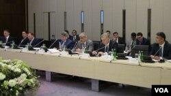 Azərbaycan-ABŞ İqtisadi Tərəfdaşlıq Komissiyasının 4-cü iclası