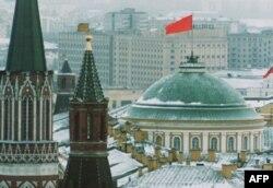 18-dekabr, 1991. SSSRning oxirgi kunlari... Kreml, Moskva.