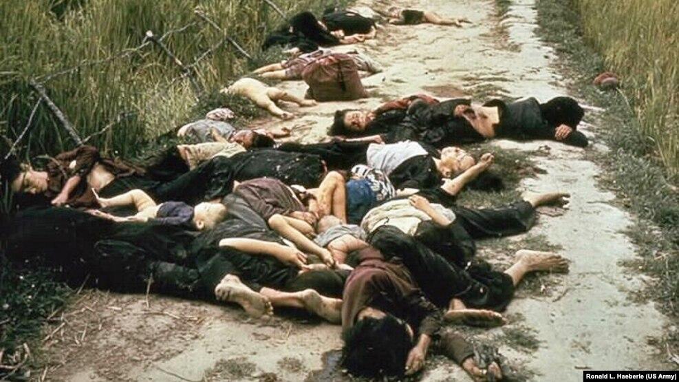 Thảm sát Mỹ Lai.