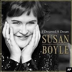 "Susan Boyle's ""I Dreamed A Dream"" CD"