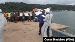 Porto de Santo António, Ilha do Príncipe, São Tomé e Príncipe