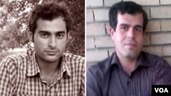 Vəhid Faizpur və Behzad Süleymanpur