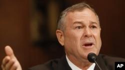 Rep. Dana Rohrabacher, R-Calif., testifies on Capitol Hill in Washington. (File Photo)