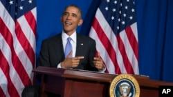 Tờ Hoàn Cầu Thời báo chỉ trích Tổng thống Obama là một nhà lãnh đạo không hiệu quả chỉ làm những việc 'vô vị'.