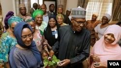Buhari em Abuja