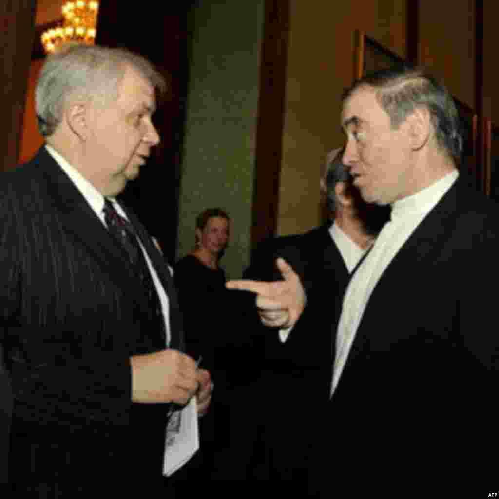 Маэстро Валерий Гергиев: «Без меня не начинайте»