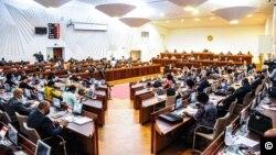 Assembleia da República, Moçambique