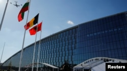 NATO HQ Brussels 2017
