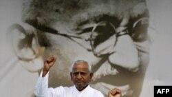 Nhà hoạt động Ấn Ðộ Anna Hazare