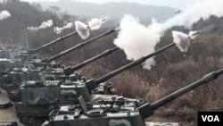 Las tensiones crecieron tras el ataque de Corea del Norte a una isla surcoreana.