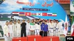 Urmiyə - Beynəlxalq Karate Turniri