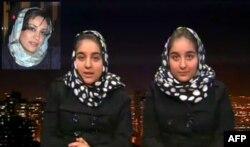 Şehrazat Mir Gülikhan'ın kızları Melike ve Medine