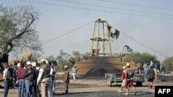 Khu mỏ ở Sabinas, Mexico bị nổ hôm 3/5/11