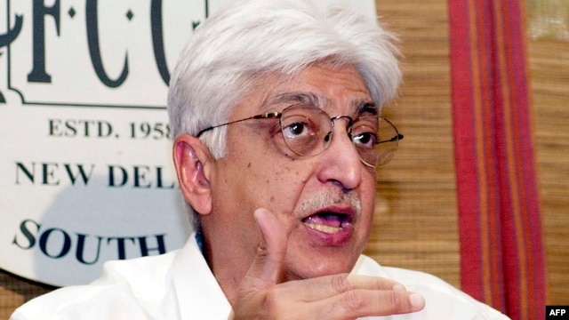 Azim Premji, the chief of Indian IT giant Wipro Limited.