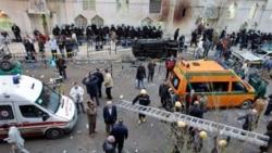 درگیری پلیس با معترضان مسیحی در مصر
