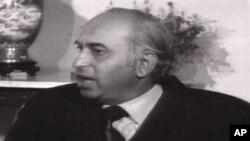 پاکستان پیپلز پارٹی کے بانی اور سابق وزیر اعظم ذوالفقار علی بھٹو