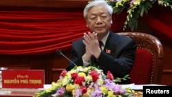 越南共产党总书记阮富仲