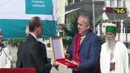 Presidenti Nishani nderon At Zef Pllumi