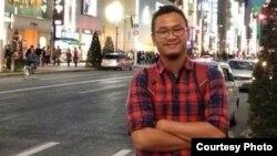 Animator Indonesia untuk film-film Hollywood, Ronny Gani (foto/dok: Ronny Gani)