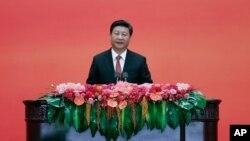 Chủ tịch TQ Tập Cận Bình phát biểu trong dịp kỷ niệm 70 năm kết thúc Thế chiến thứ hai. Có đến 71% giới trẻ Việt Nam không tin tưởng ông Tập.