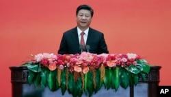 중국 시진핑 중국 국가주석. (자료사진)