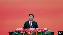 中共中央总书记、中国国家主席习近平(资料照)