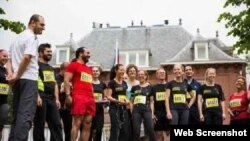 Amnesty İnternational Hollandiyada aksiya keçirir