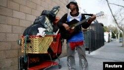 Pemerintah AS mengatakan, lebih 46 juta orang warga AS hidup pada atau di bawah garis kemiskinan (foto: ilustrasi).
